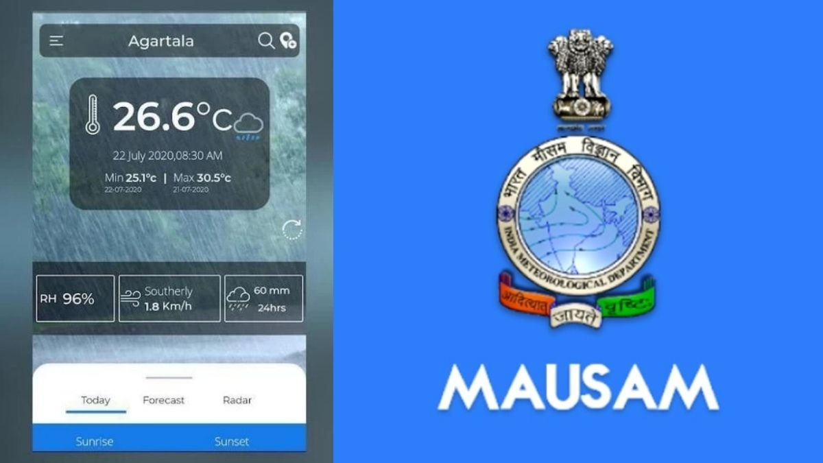 India launched a new app for weather