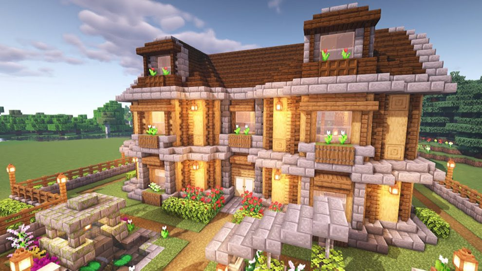 Minecraft House Build Innovative Minecraft House Designs And Grab New Crazy Ideas The Market Activity
