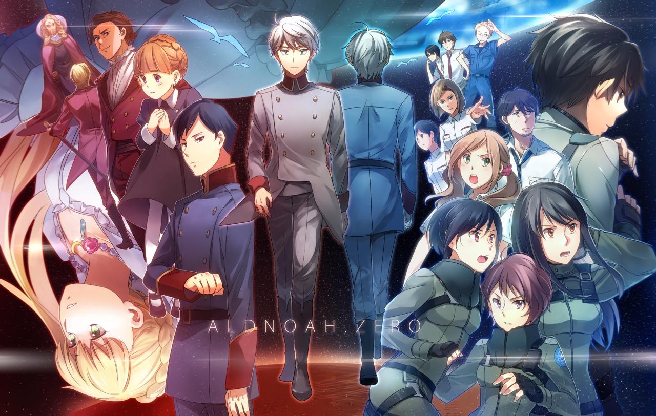 Aldnoah Zero season 3