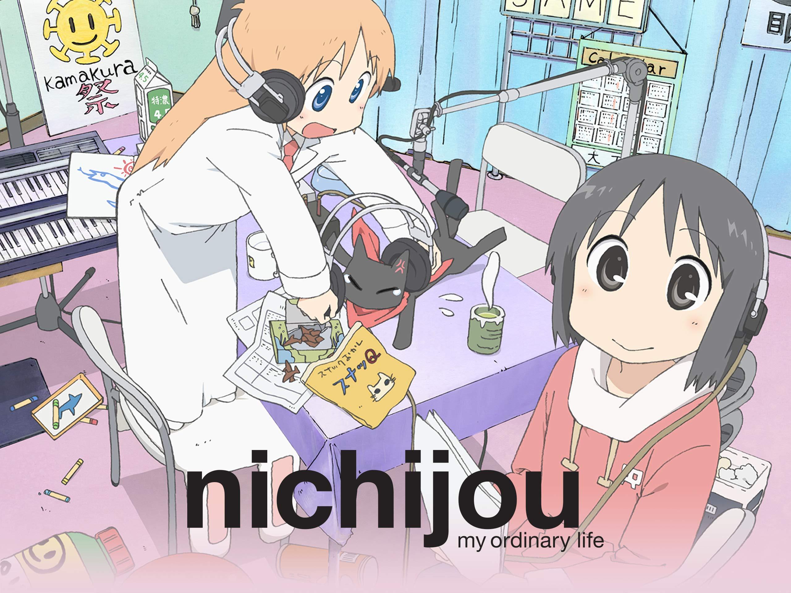 Nichijou season 2