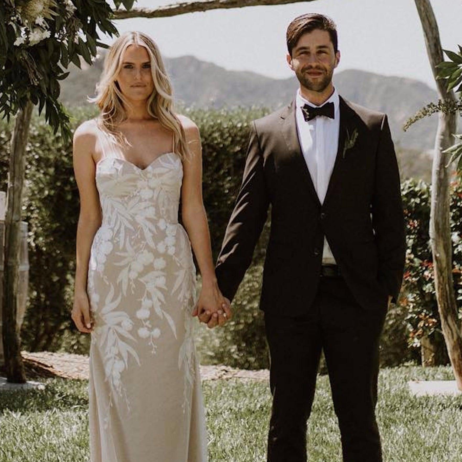 Josh Peck's wife