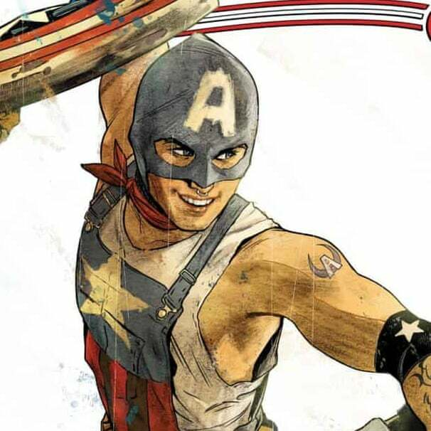 Marvel Announce Captain America Now Will be Gay, Revealed!