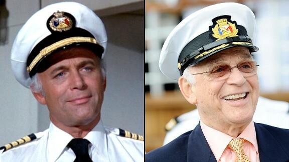 Gavin MacLeod, 'Love Boat' Captain, [REASON REVEALED!] Dies at 90