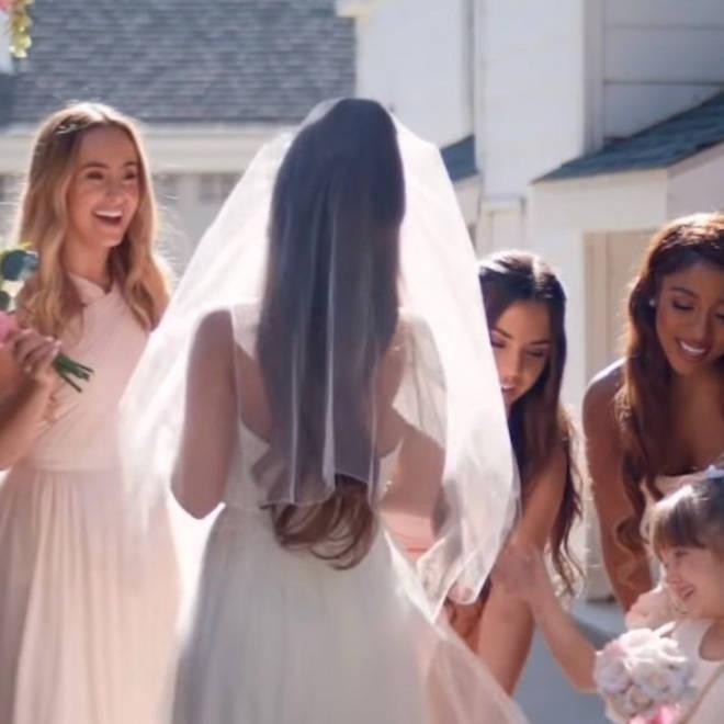 Ariana Grande's Wedding Dress Revealed, Every Details about Her Wedding with Dalton Gomez.