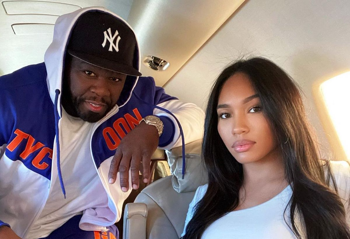50 Cent Responds to Vivica A. Fox for Calling Him the Love of Her Life