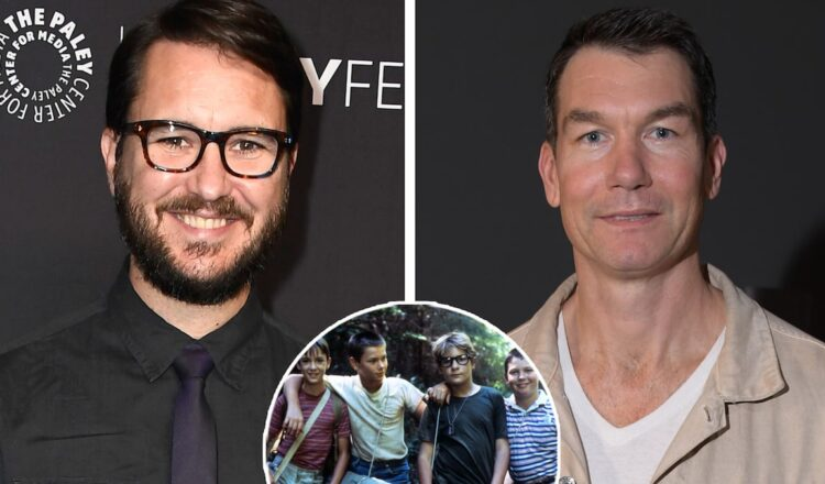 Wil Wheaton Claiming Childhood Abuse Inspired His 'Stand by Me' Performance, Jerry O'Connell Reacts!