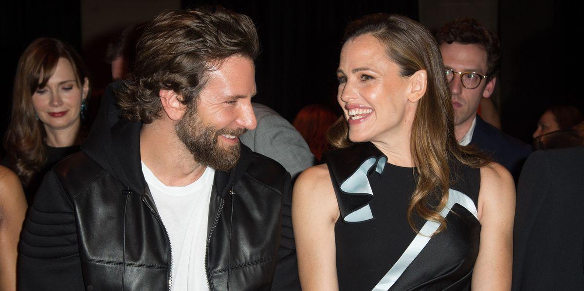 Jennifer Garner and Bradley Cooper