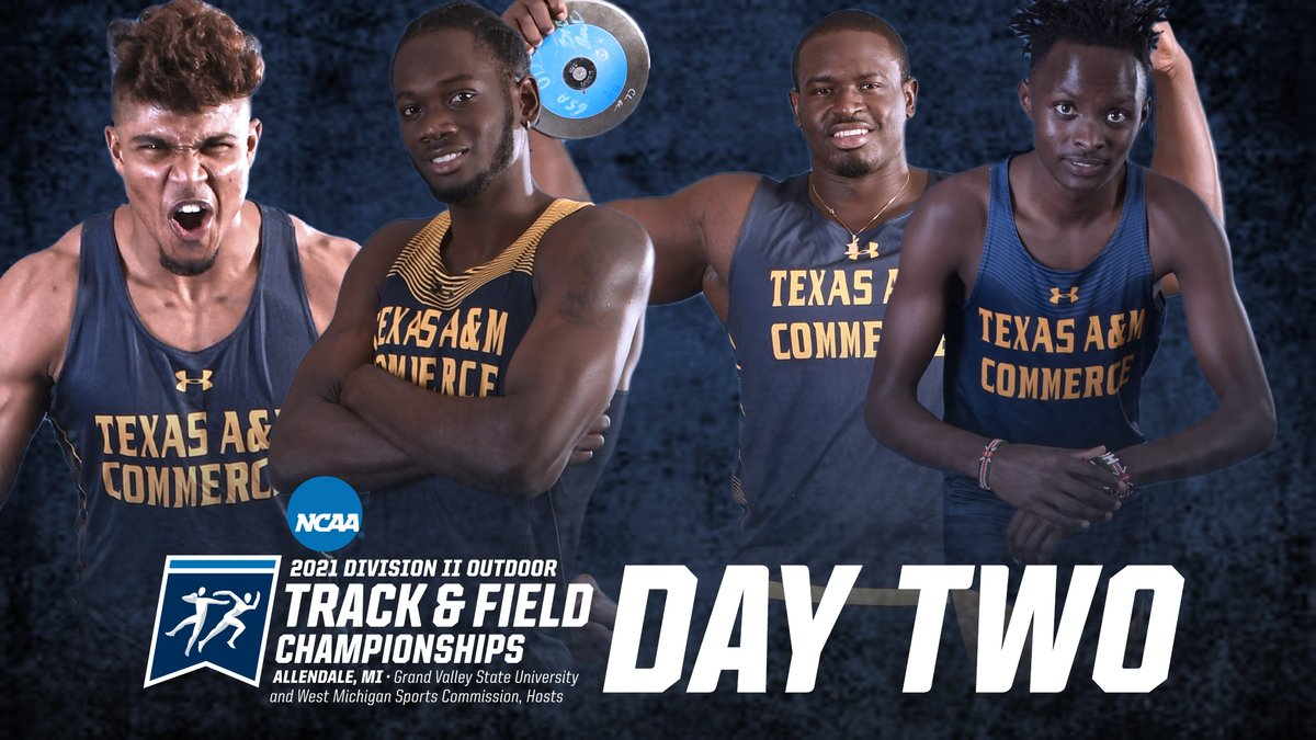 About Perera's gold, Boateng's silver pace Lions on second day of NCAA Division II Outdoor Championships