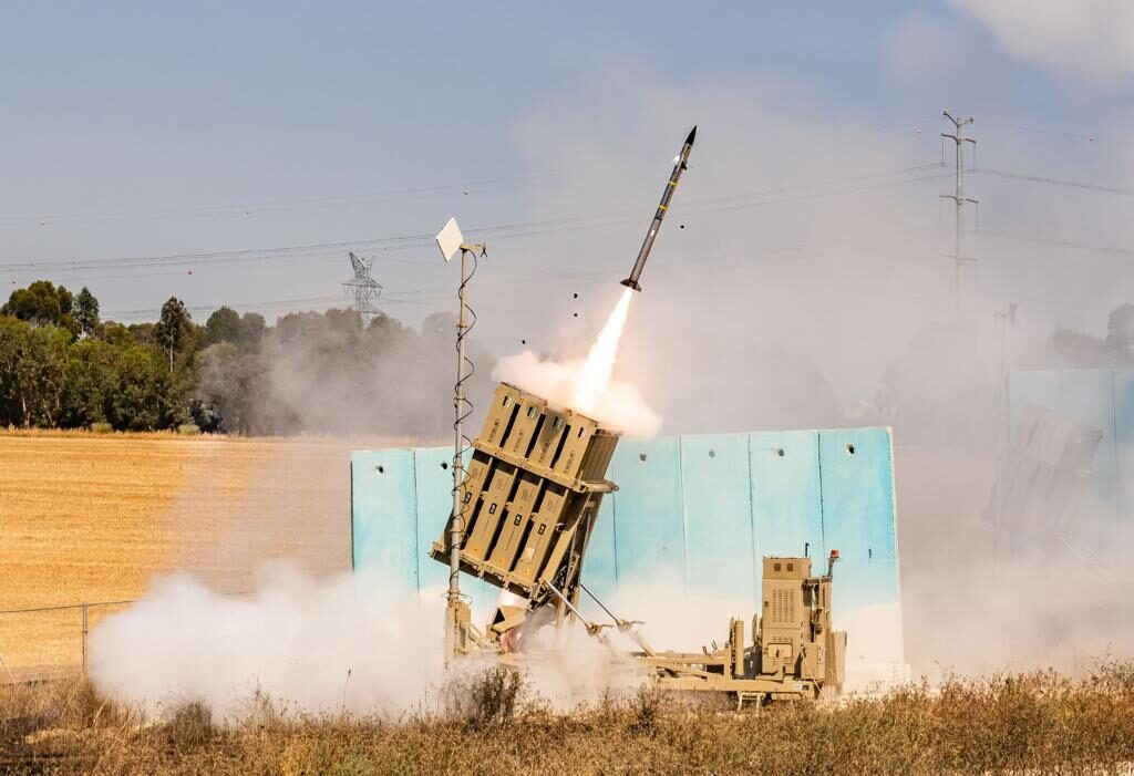 President Joe Biden Speaks Will Help Israel with his Iron Dome as Gaza Fired a lot of Missiles