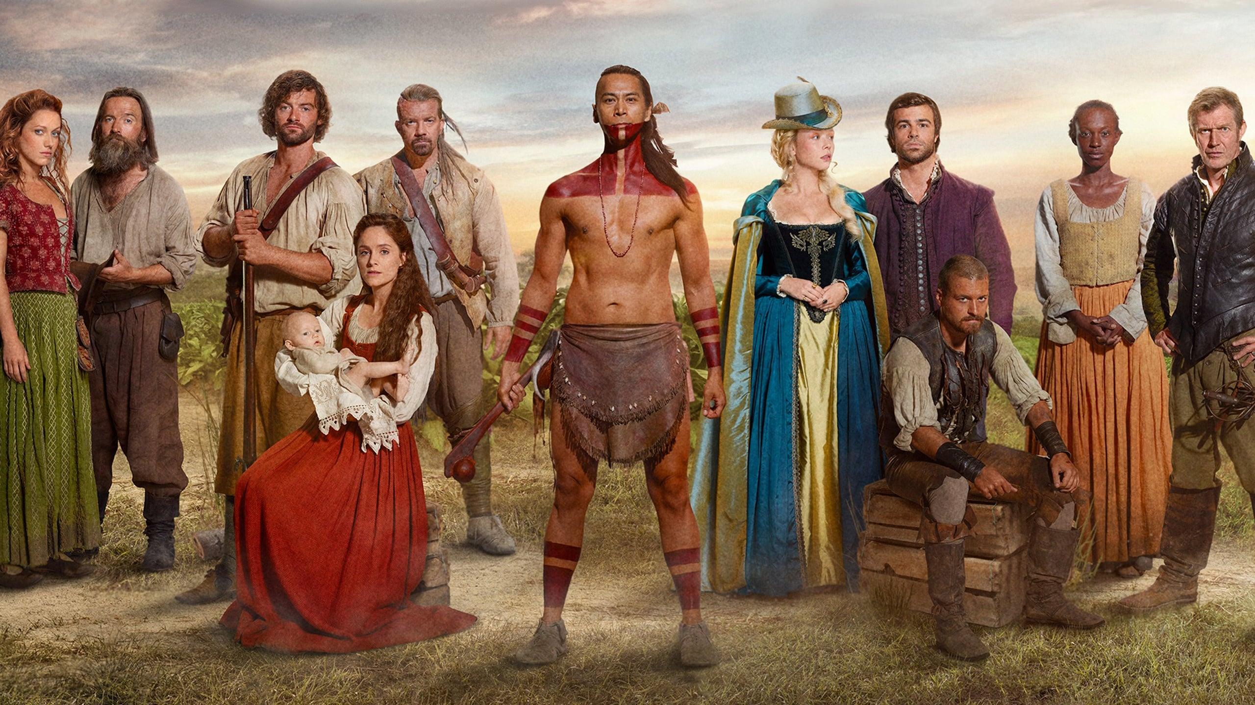 Jamestown season 4