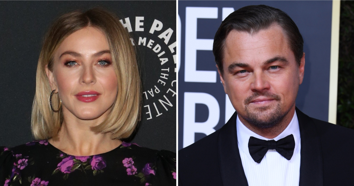 JULIANNE HOUGH SLEEP WITH LEONARDO DICAPRIO ON BED! SAID 'He is not good in bed'! Sexual Relationship with her niece!!
