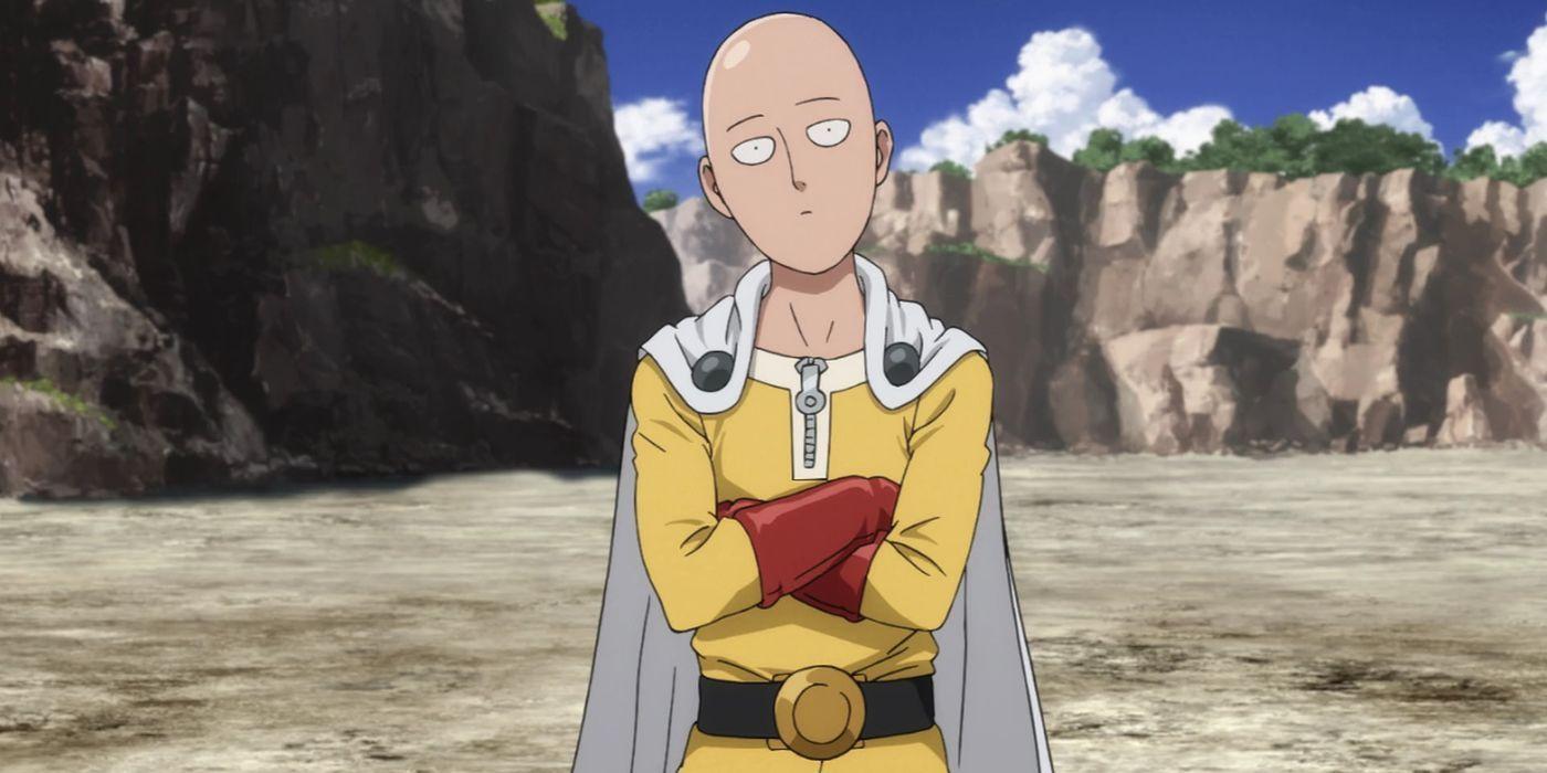 How strong is Saitama