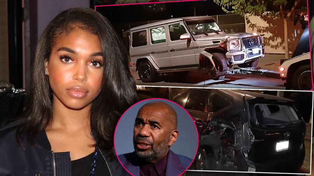 Lori Harvey Arrested in Hit and Run Case, Steve Harvey is Still Mad and Pissed on Her!