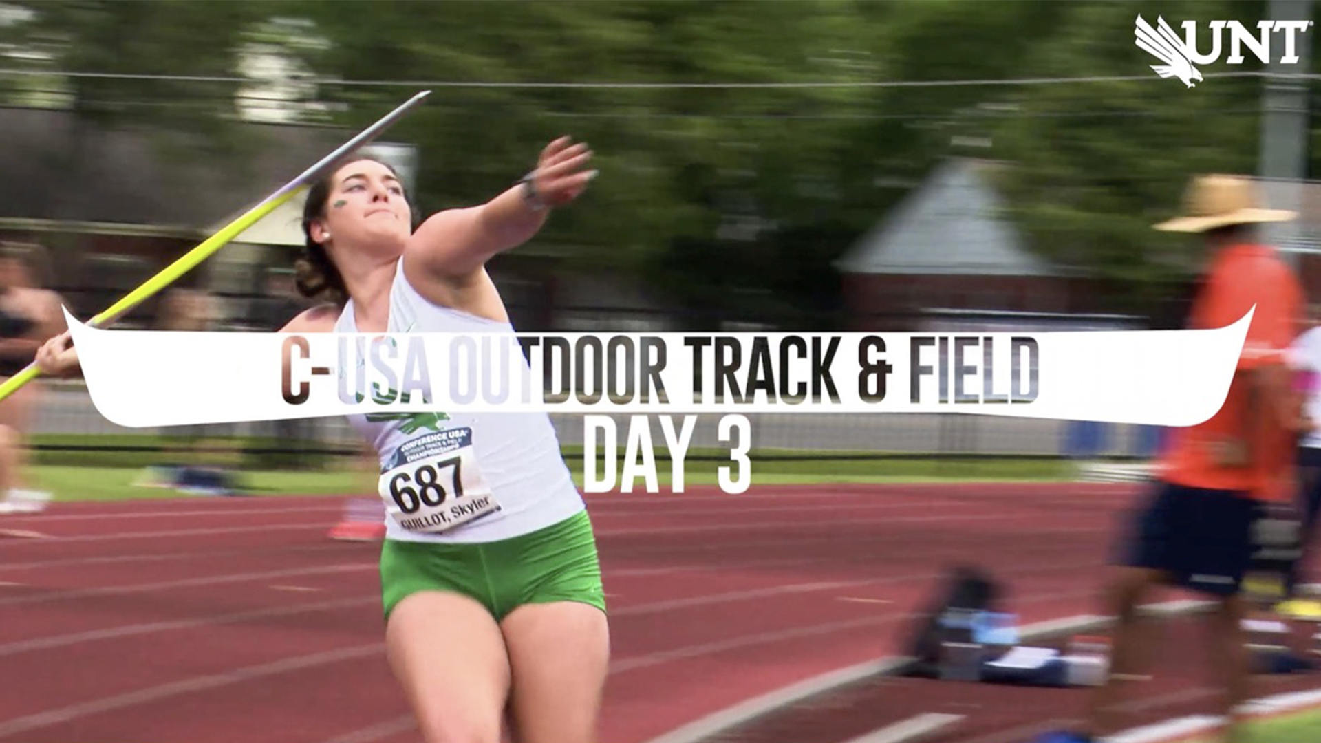 Trach and Field, Mean Green Wrap Up Prelims Saturday, Everything