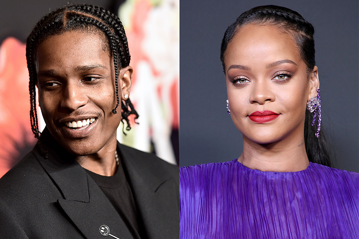 ASAP Rocky dating Rihanna Confirmed! He said She's the One? From When they are dating?