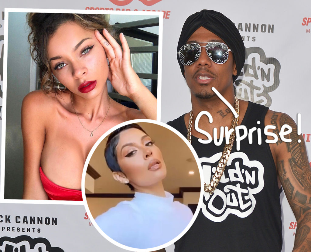 Nick Cannon Is Allegedly Expecting another Child With Model Alyssa Scott. How Alyssa Scott?