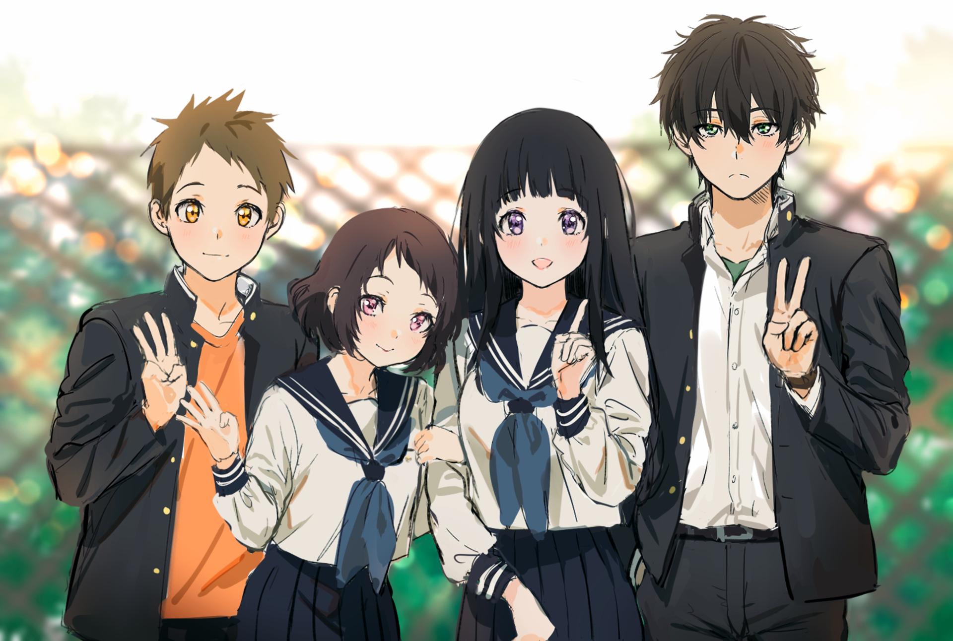 Hyouka Season 2