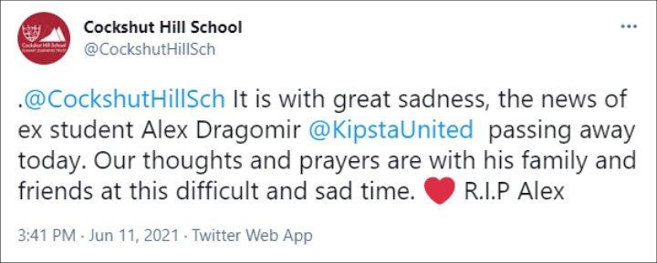 YouTube Star Alex 'Sir Kipsta' Dragomir Dead At 17 Hard Surgery, Weakness reason Revealed