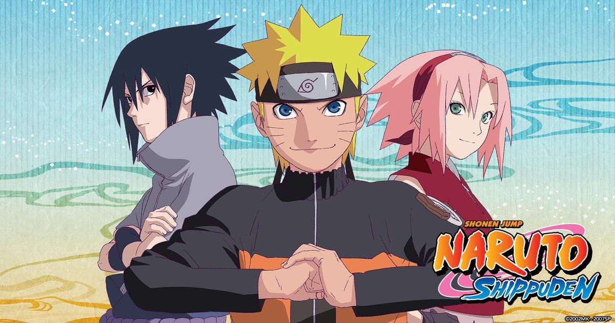 Naruto: Shippuden on Netflix