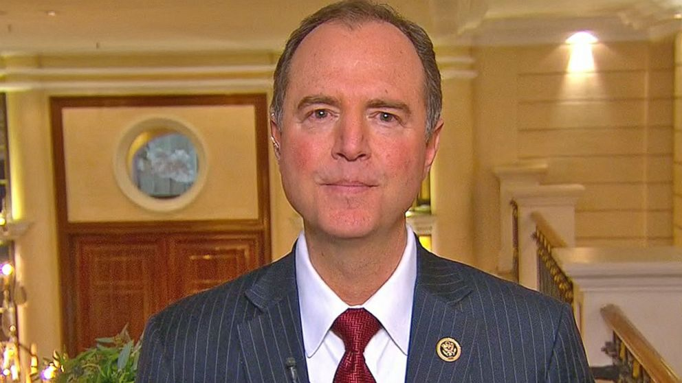 Adam Schiff Depressed and calls for investigation after report of his phone records being seized by Trump DOJ