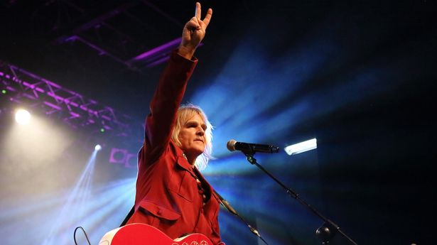 The Alarm Frontman and Rock Legend Mike Peters says Welsh choir will trump Turks, EVERYTHING