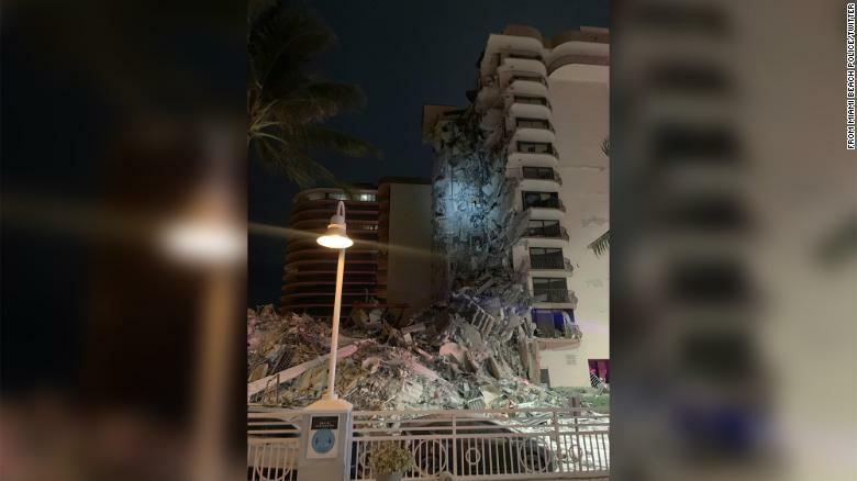 One Brutally Died in Building Collapse at Florida Apartment, Know the Matter