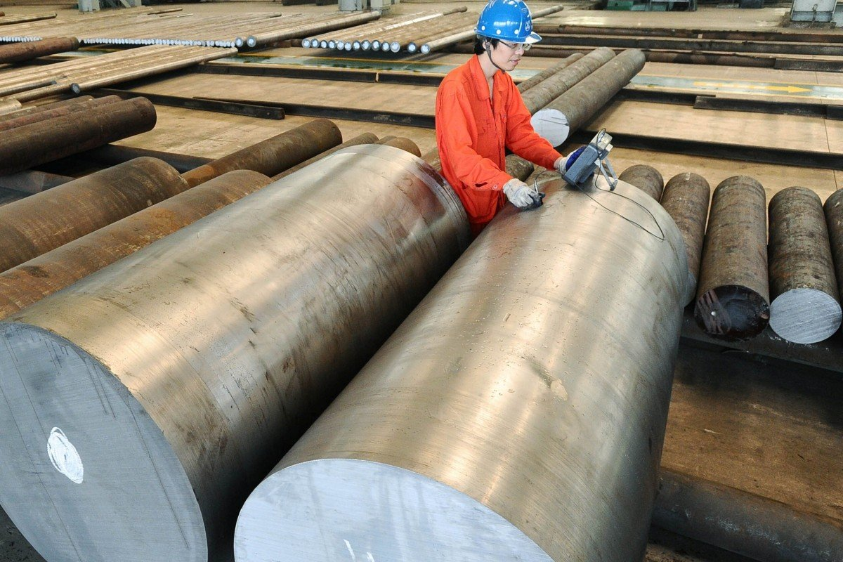China Growth More than 83% in High Raw Material, Prices Hit Factory Profit Growth