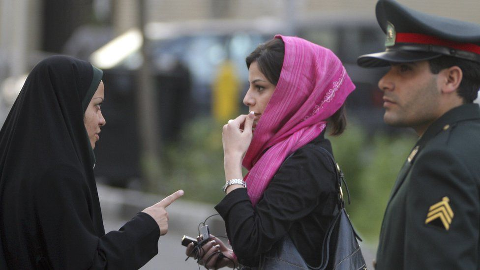 Iran Arrests Chinese Man For Posting Bad Image of Iranian Women, Shocking