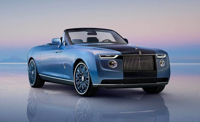 JAY-Z and Beyoncé Buy New $28 Million USD Rolls-Royce Boat Tail? World Most Expensive Car