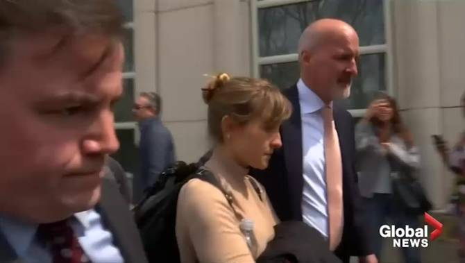 Regretting, Allison Mack Said in NXIVM s*x Cult Case her 'Biggest Mistake' Days Before Sentencing
