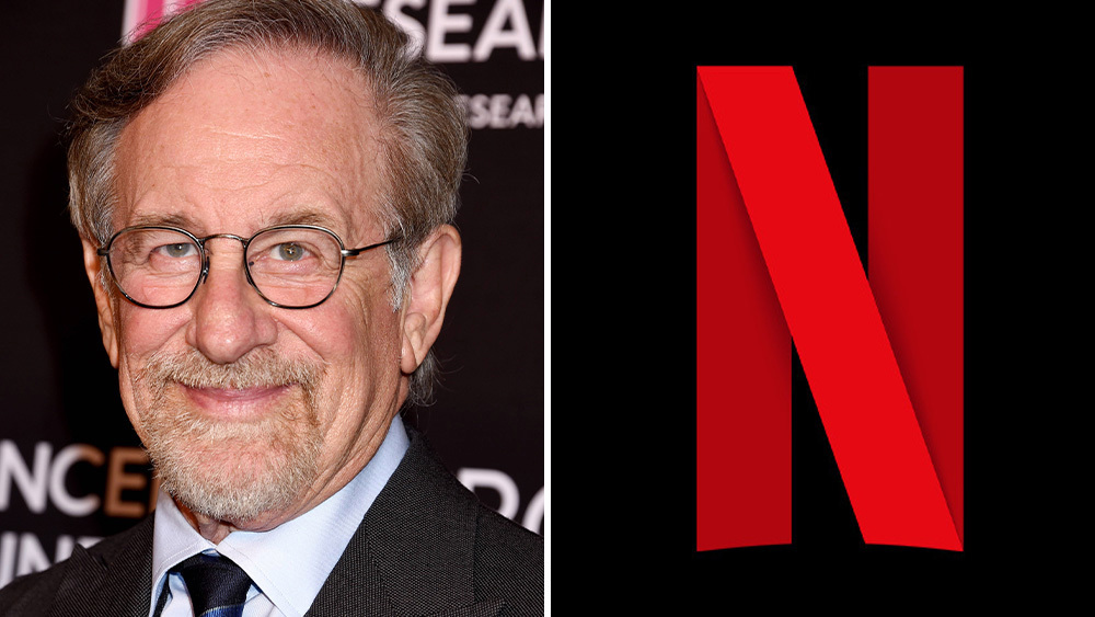 Steven Spielberg's Amblin Partners also Signs Film Production Partnership With Netflix
