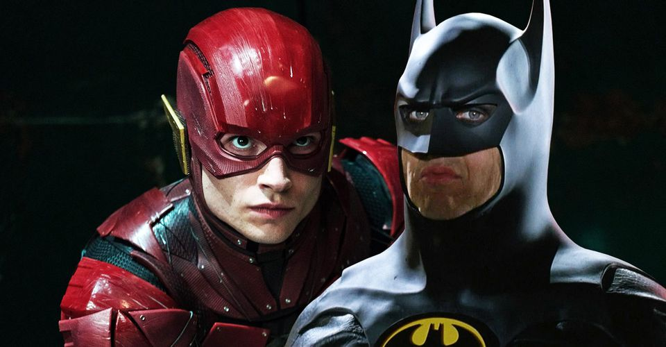 Michael Keaton's New Batsuit in The Flash Movie, Batman First Look Teases revealed