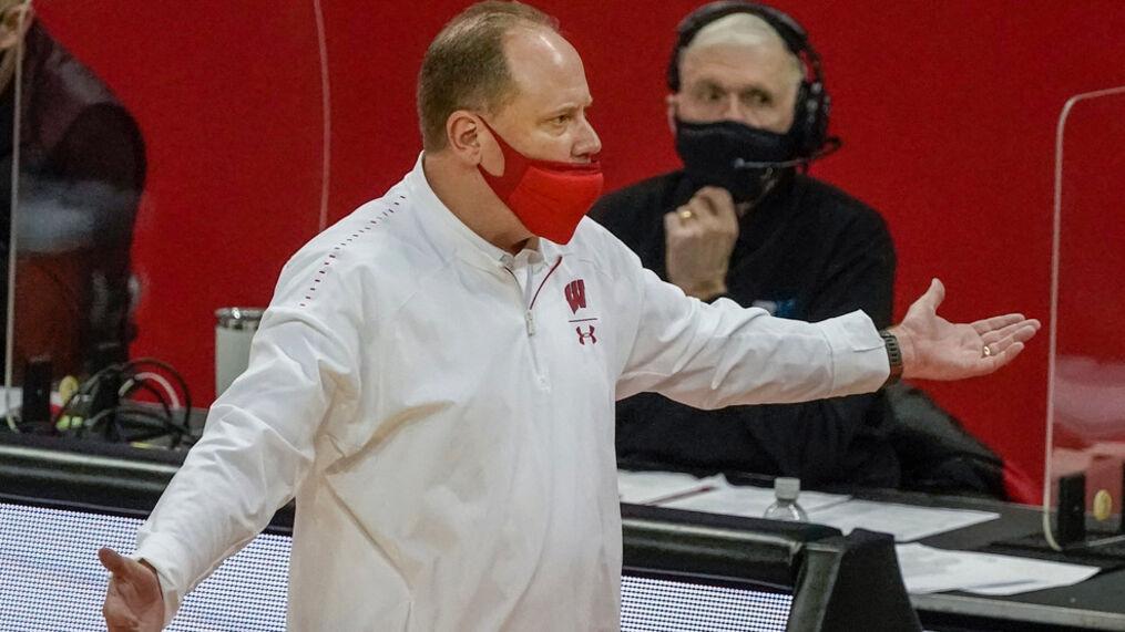 Wisconsin's Greg Gard responds on Secret recording, It Reveals Rift Between Badgers Seniors and Basketball Coach Greg Gard