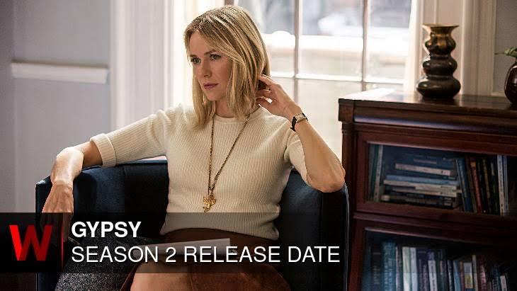 Gypsy season 2