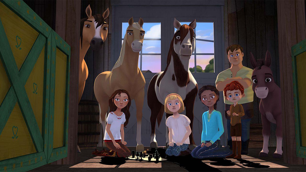 spirit riding free season 9