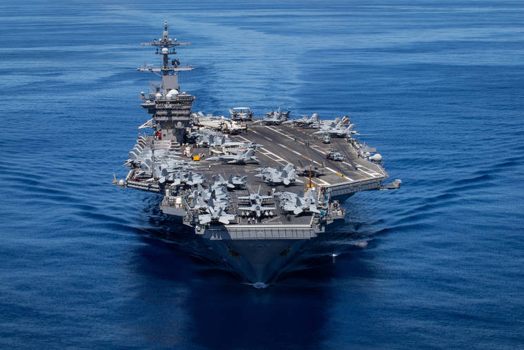 Seven Russian Warships Are Spying? Something Weird Near Hawaii, Is it for WAR?