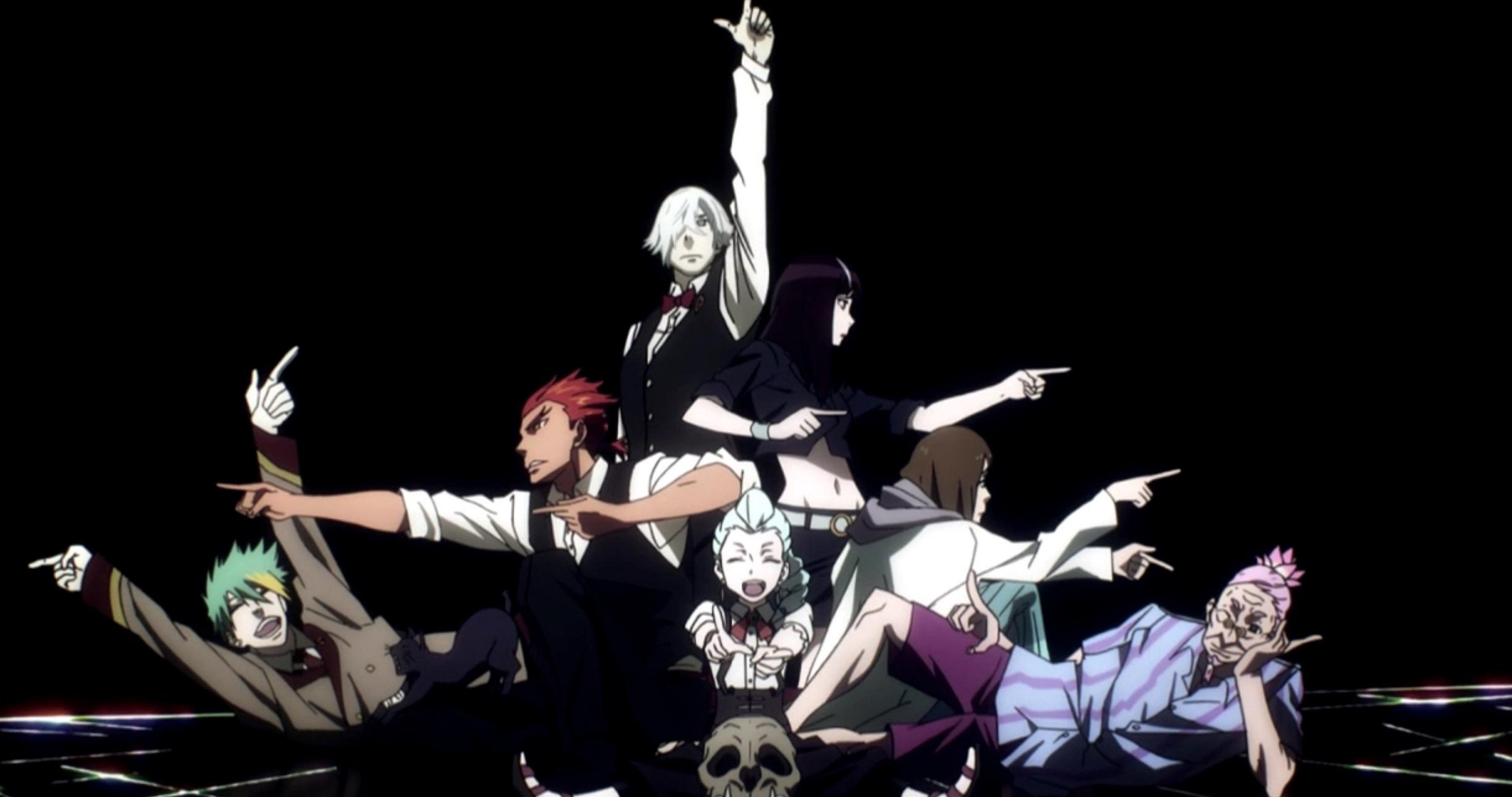 Death Parade Season 2