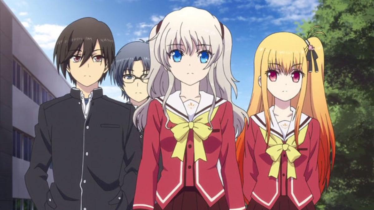 Charlotte Anime Season 2