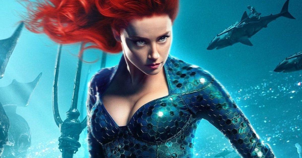 Aquaman 2 Filmmakers Refuse To Succumb Johnny Depp Fan Pressure To Fire Amber Heard
