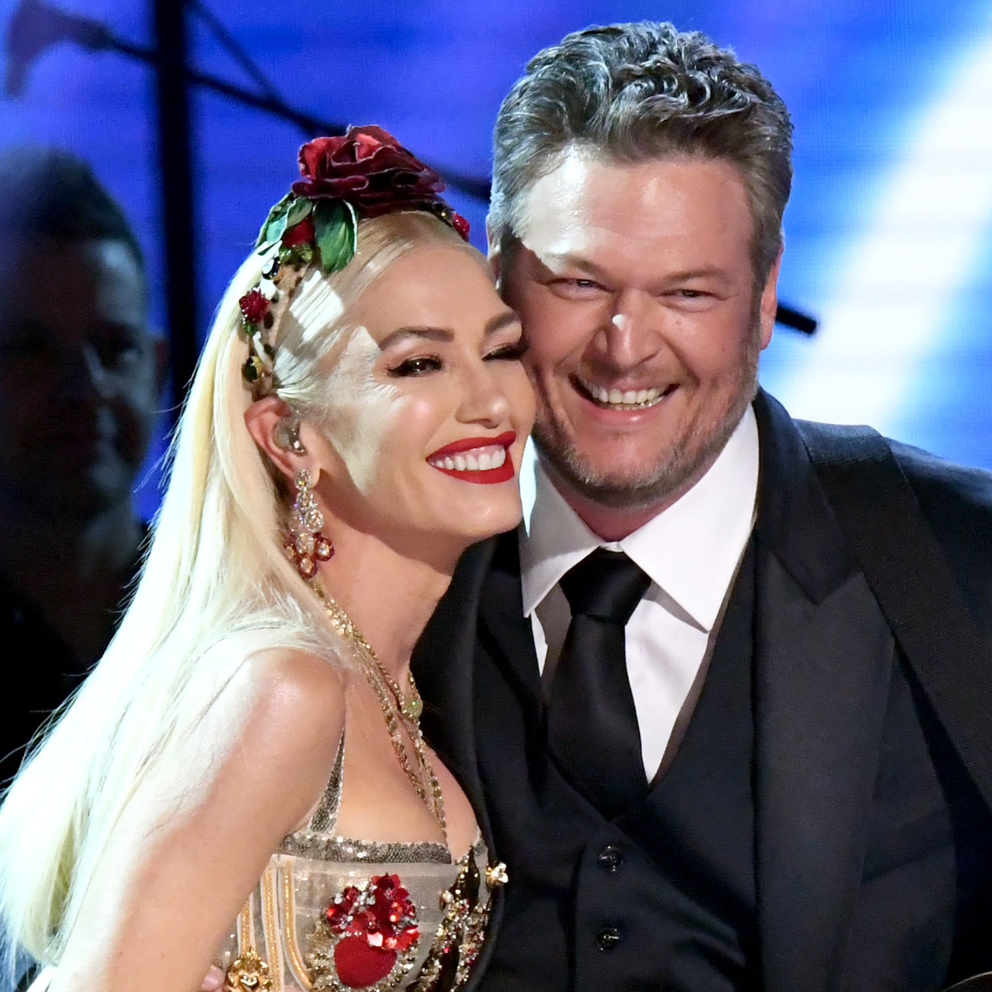 Blake Shelton-Gwen Stefani Finally Married, Exchange Wedding Vows in Intimate Ceremony
