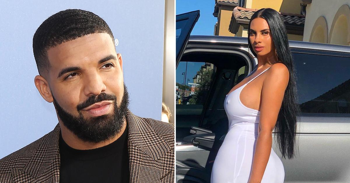 DRAKE RENTED OUT DODGER STADIUM FOR DATE NIGHT FOR A PLUS SIZED MODEL