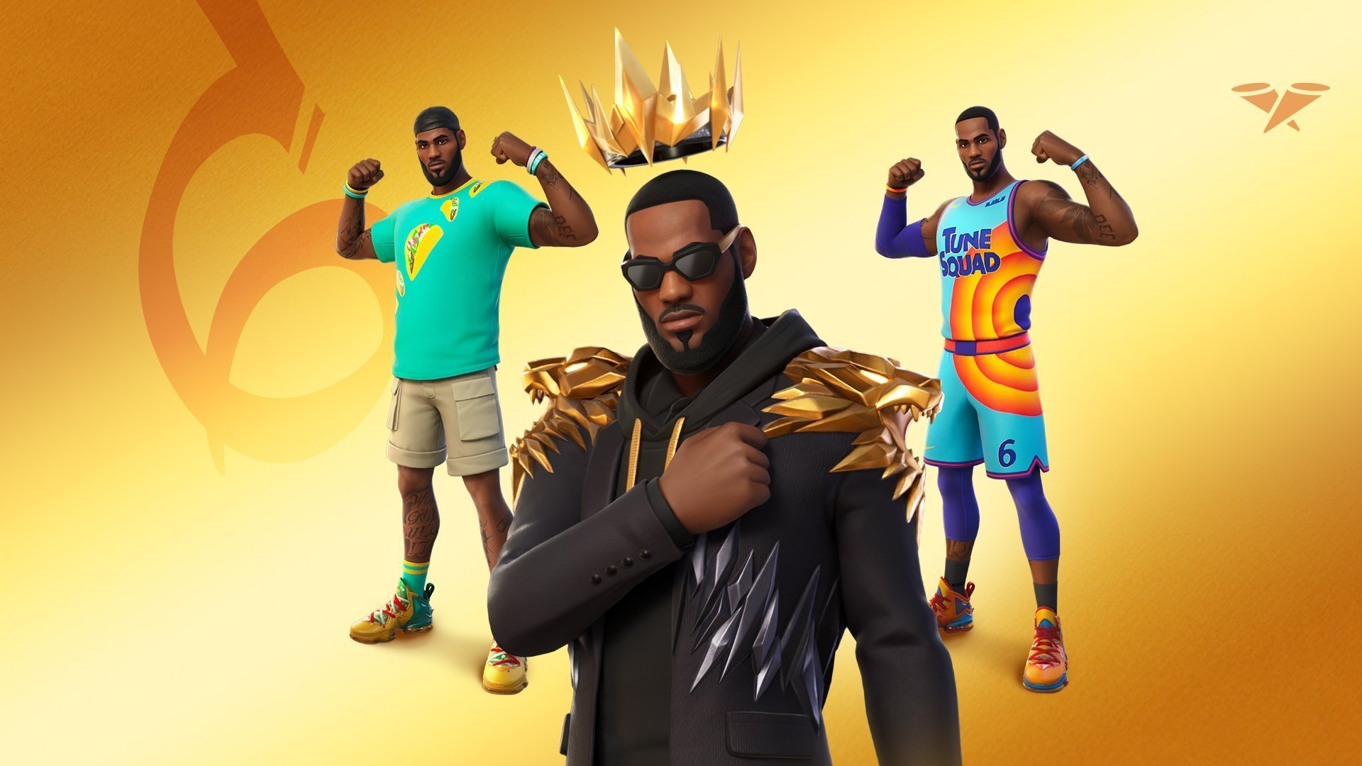 LeBron James' Fortnite Icon Series skin is Leaked Before Release date!!