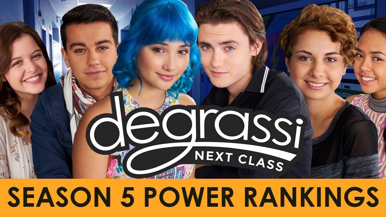 degrassi season 15