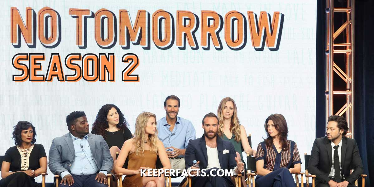 No Tomorrow season 2