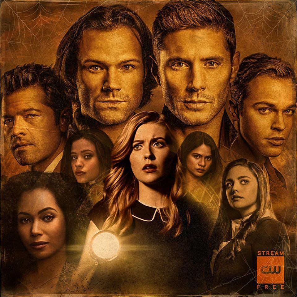supernatural season 16