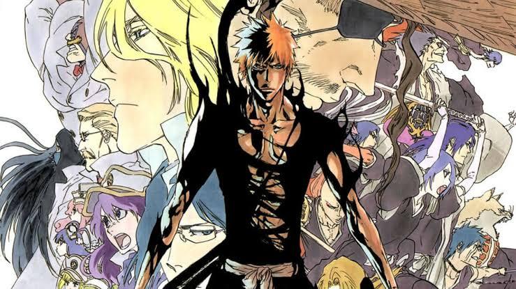bleach thousand year blood war arc anime