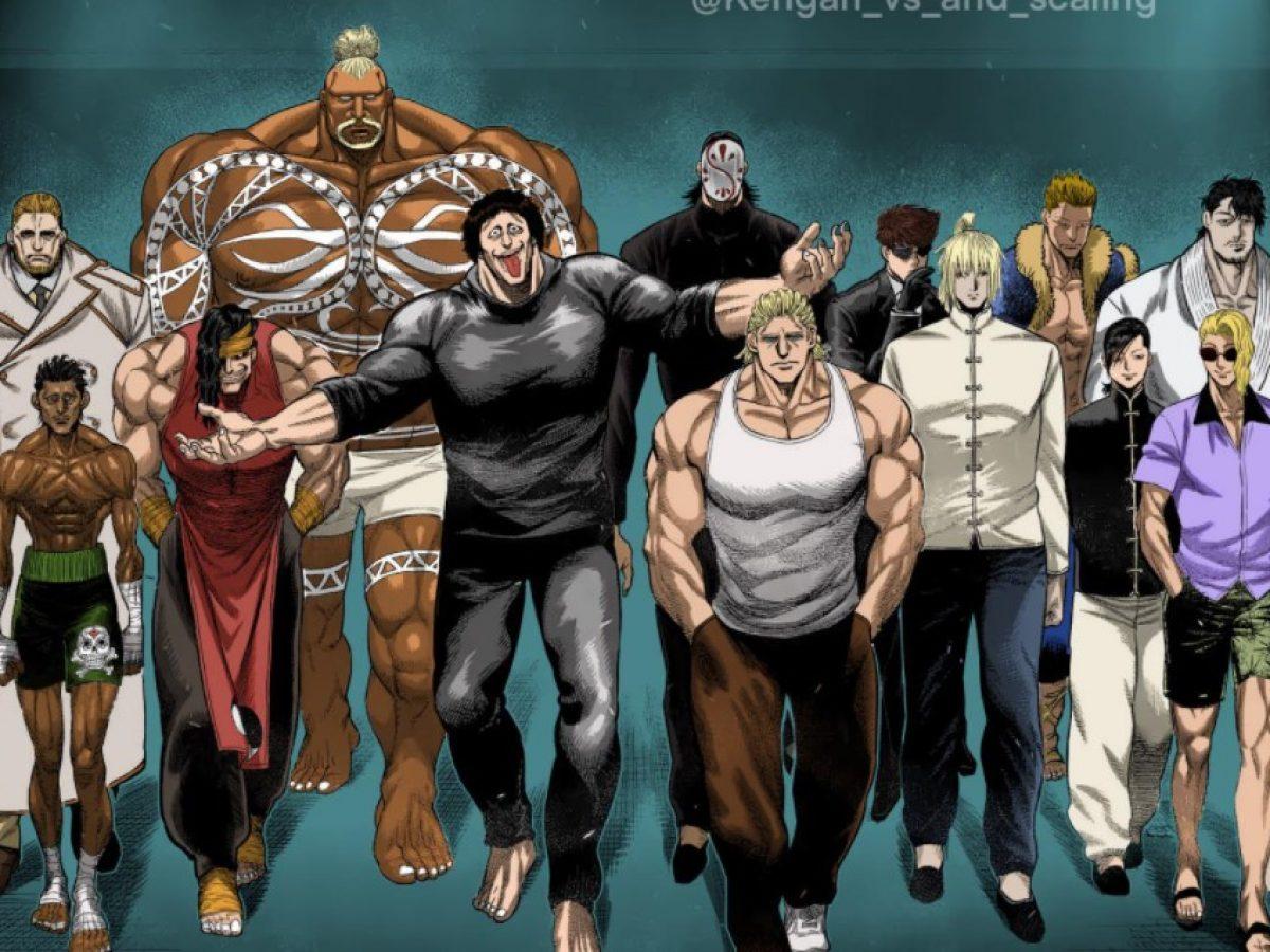 Kengan Omega Chapter 120