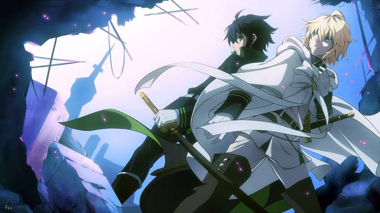seraph of the end chapter 106
