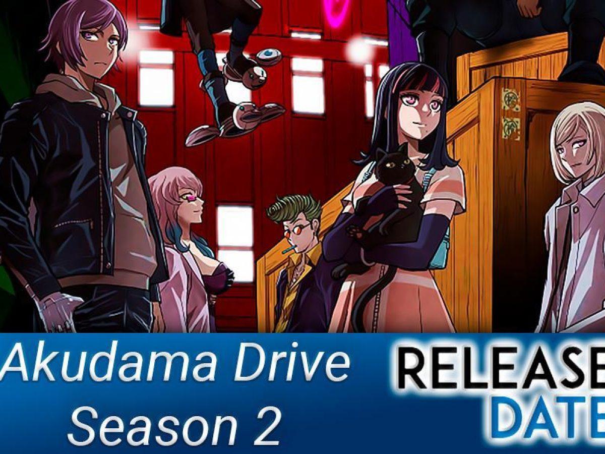 Akudama Drive season 2