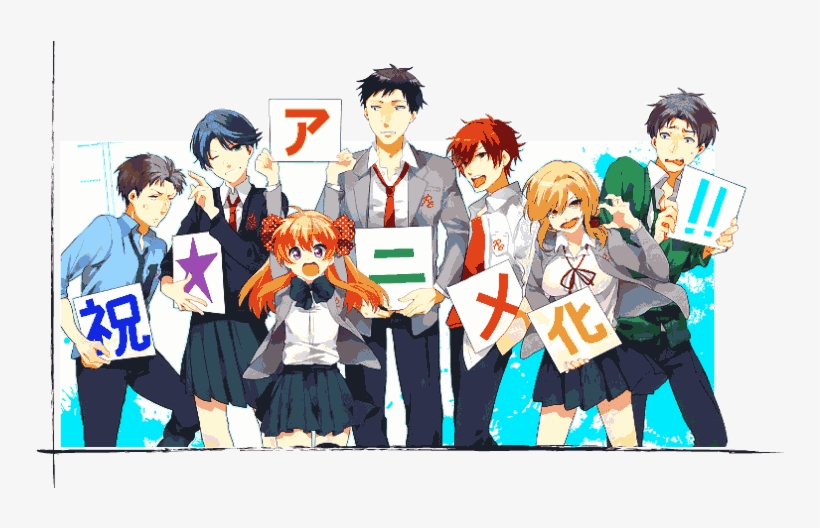 Monthly Girl Nozaki-Kun season 2